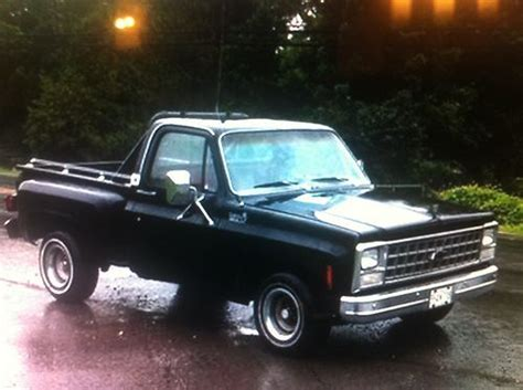 buy used 1975 chevrolet c10 side step 1500 matching numbers gmc ford in montreal canada for us
