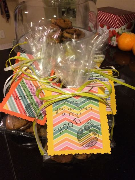 gift bag ideas for coworkers thank you gifts for coworkers treat bags for when