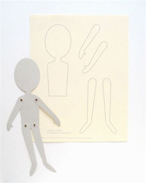 Make Paper Dolls - diy paper dolls to make together with your kid kidsomania