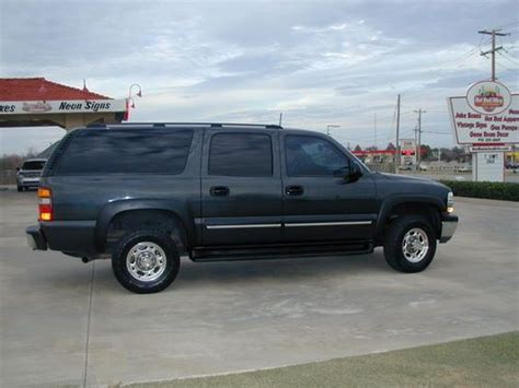 electric power steering 2003 chevrolet suburban 2500 electronic throttle control sell used 2003 chevrolet surburban k2500 3 4 ton 4x4 ls perfered package in tulsa oklahoma