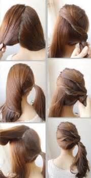 easy hairstyles for college simple hair style