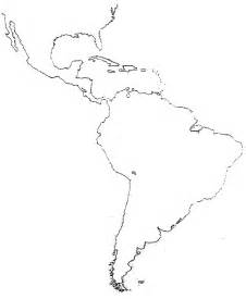 Latin America Blank Map by Blank Central America Map Quiz Car Tuning