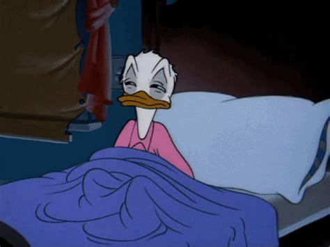 wake back to bed my gif gif disney vintage tired cartoon animation disney