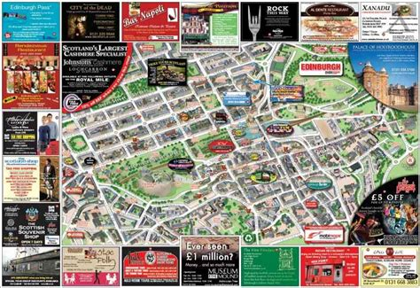 printable map glasgow city centre edinburgh map city centre holidaymapq com