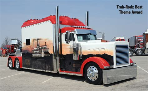 Semi Trucks With Custom Sleepers For Sale by Semi Trucks With Custom Sleepers For Sale Autos Post
