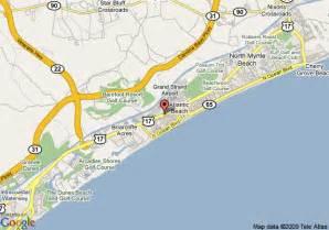 map of myrtle south carolina best family friendly hotels resorts in myrtle sc