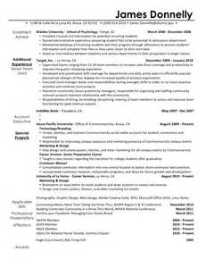 What Are Skills On A Resume Career Services Resume Jamesdonnelly
