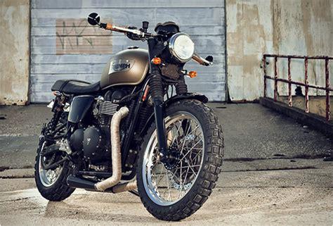 Triumph Motorrad Rumbler by Triumph Scrambler Custom