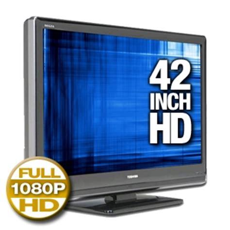 Tv Lcd Toshiba 24 Inch Bekas buy the toshiba regza 42 1080p lcd hdtv at tigerdirect ca