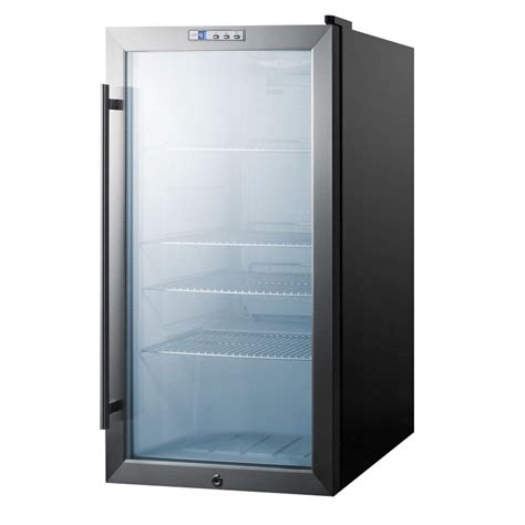 Countertop Refrigerator by Summit Scr486l 19 Quot Countertop Refrigerator W Front Access