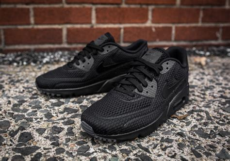 Sale Nike Air Max 90 Ultra Br Black nike air max 90 ultra br quot black quot sneakernews