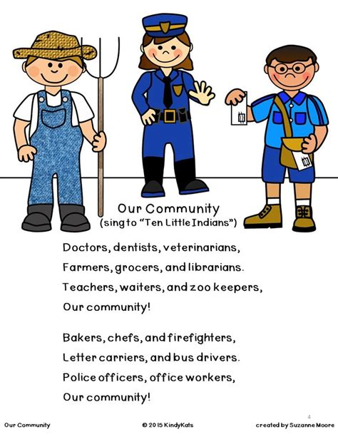 Parent Letter Community Helpers 25 Best Ideas About Community Helpers Preschool On Community Workers Community