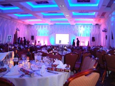 room draping for parties winter wonderland ice theme event decorations