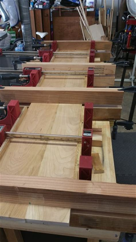 woodworking caul shop made cauls and cl suports by scottkaye