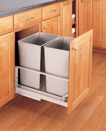 trash can cabinet insert 1000 images about trash pull out options on pinterest