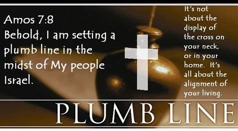 Plumb Line In Bible by Plumb Right Bee It So Humble