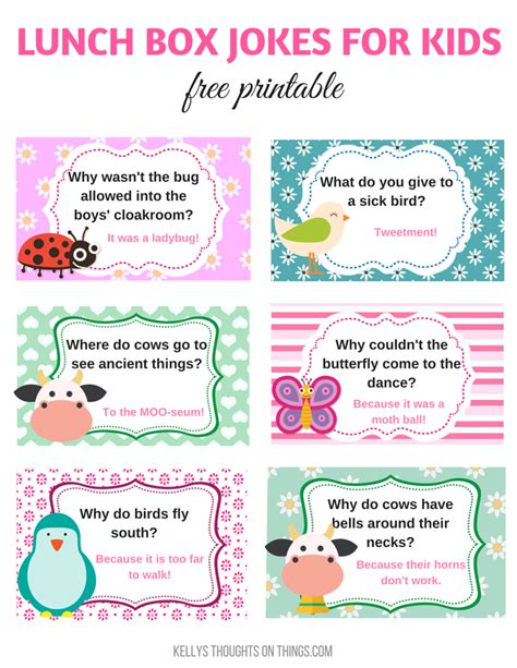 printable easter lunch box jokes make the kids laugh with lunch box jokes kellys thoughts