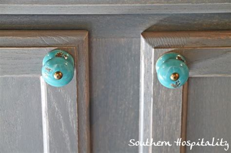 hobby lobby pulls adding pretty knobs on the laundry room southern