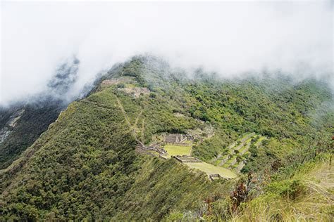The Lost City Of The Condor choquequirao peru the lost city of the inca vacations