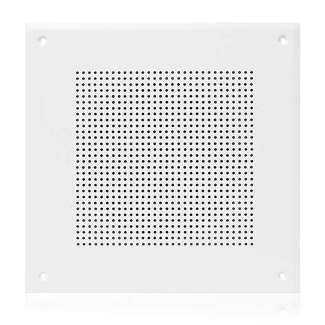 Square Ceiling Speaker Ceiling Speaker 8 Quot In Ceiling Loudspeaker With 4 Watt 25v 70v Transformer