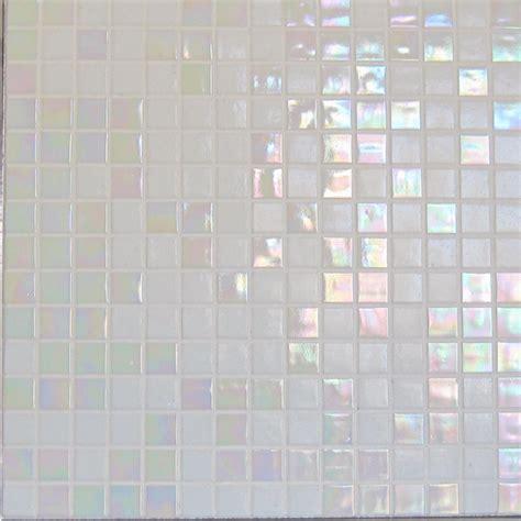mosaique pate de verre salle de bain