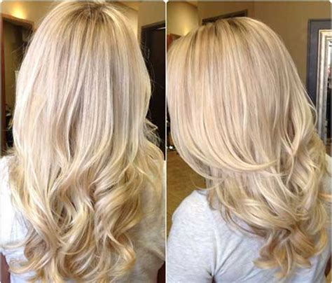 layering just ends of hair 25 cool layered long hair styles hairstyles haircuts