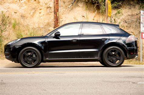 Porsche Macan 4x4 by New Porsche Macan 4x4 Ride
