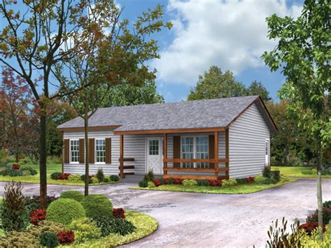 Small Ranch Homes | 1 story ranch style houses small ranch home floor plans