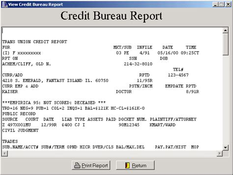 credit bureau numbers micro 21 the dealer management system of choice