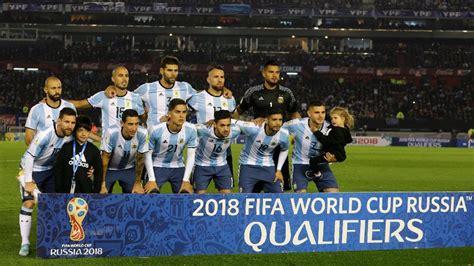 argentina bisa menangi piala dunia 2018 jika lolos kualifikasi