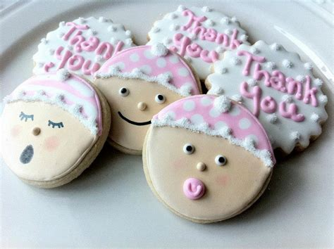 baby shower decorated cookies items similar to two dozen decorated baby shower cookie