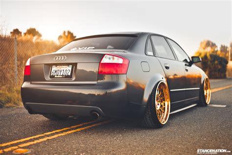 Audi A4 Avant Slammed Image 12