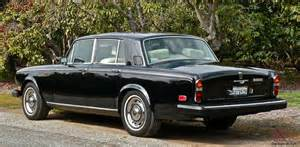 1980 Rolls Royce Silver Shadow 1980 Rolls Royce Silver Shadow Ii Base Sedan 4 Door 6 7l W