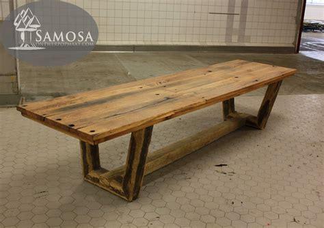 tafel mönchengladbach samosa ontwerp op maat 187 twee maal oud eiken in 233 233 n meubel