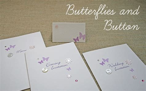 Handmade Wedding Stationary - image gallery handmade wedding invitations uk