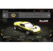 Need For Speed Underground 2 Lotus Elise V11  NFSCars