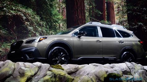 2020 Subaru Outback Turbo by 2020 Subaru Outback Adds Turbo And Touchscreen To Fan