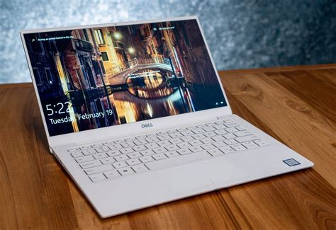 dell xps  review  perfect ultraportable