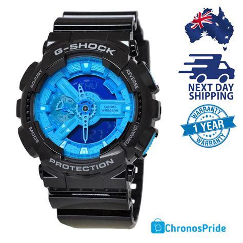 Casio G Shock Ga 110b 4 Original Harga Reseller casio g shock ga 110b 1a2dr chronospride