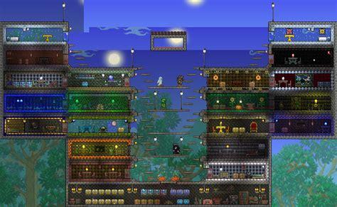 terraria storage room terraria multiplayer house by heartage on deviantart