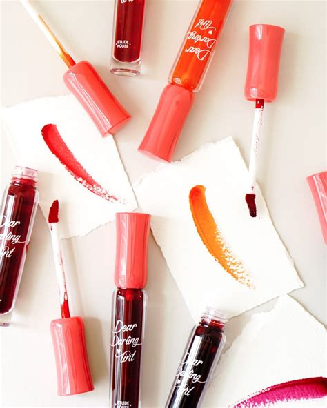 Dear Etude House etude house dear water gel lip tint soko glam