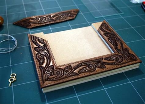 5 Ways To Reuse Picture Frames Reuse Leather Belts 5 Things You Can Make Bob Vila