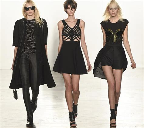sass bide sass bide fall winter 2015 2016 collection