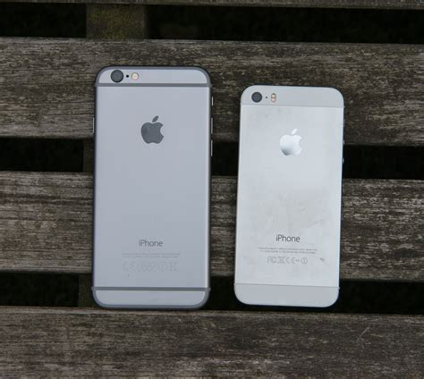 iphone 5s vs iphone 6 is it worth the upgrade load the