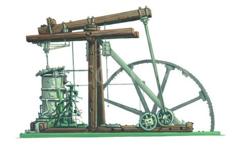 biography of james watt steam engine mellor archaeological trust james watt the industrial