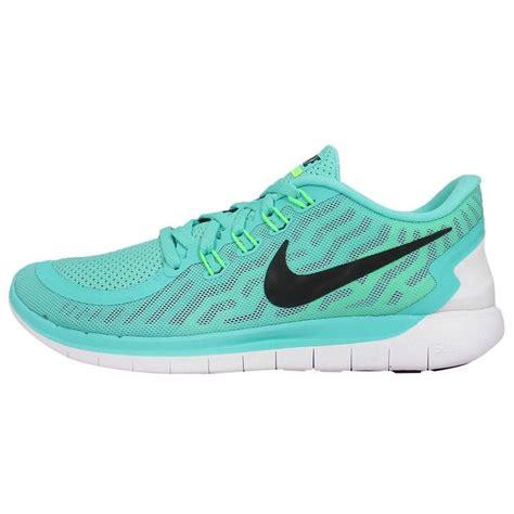 nike aqua running shoes wmns nike free 5 0 aqua green black womens running shoes