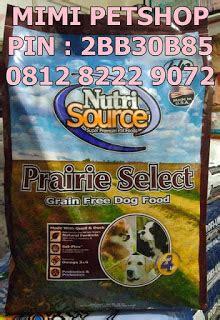 mimi petshop jual makanan anjing food makanan kucing cat food nutrisource murah harga