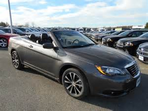 2014 Chrysler 200 Convertible Review New 2014 Chrysler 200 Convertible Limited Apps Directories