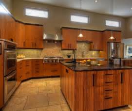 Modern Oak Kitchen Cabinets Modern Oak Kitchen Design Peenmedia