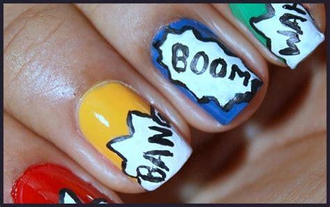 imagenes de uñas pintadas para jovenes como hacer dise 241 os para u 241 as muy llamativos y elegantes